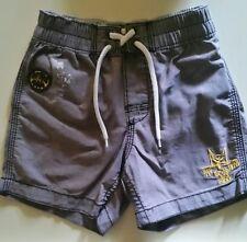Baby Gap Junk Food Batman boys 18/24 months swim trunks shorts GUC Superhero 2y