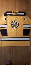 1966-67 Mitchell&Ness Boston Bruins #30 Hockey Jersey size 56