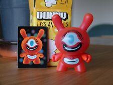"""Kidrobot Dunny 3"""" série L.A TIM BISKUP 1/25 2006 VINYL TOY"""