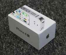 Authentic Genuine Box Apple iPhone 4S 16GB White - original EMPTY BOX only