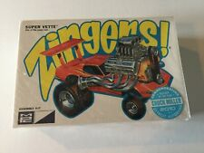 MPC Zingers Super Vette Car Model MPC-733 Factory Sealed