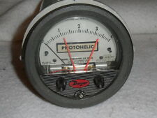 New listing Dwyer 3004C Photohelic Pressure Guage Gage Switch 0-4 Water