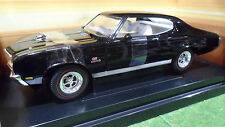 BUICK GS STAGE 1 noir 1970 au 1/18 AMERICAN MUSCLE ERTL 32756 voiture miniature