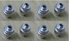 8  x Universal Alloy Cable Guide Ferrules For Bike Brake Levers