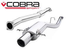 """Subaru Impreza Turbo WRX STI 00-07 Cobra Sports Exhaust (Resi - 3"""") (SB05-Z)"""
