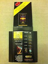 ++ RAR ++ VHS PAPPVIDEO - STAR TREK VI - DAS UNENTDECKTE LAND - PLATZHALTER ++