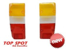 Toyota Landcruiser HJ60 FJ60 wagon tail lights lenses new pair LH RH