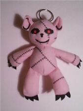 MS. PSYCHO TEDDY BEAR PLUSH TOY KEYCHAIN CELL PHONE ORNAMENT