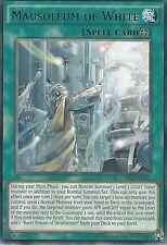 YU-GI-OH CARD: MAUSOLEUM OF WHITE - RARE - SHVI-EN059