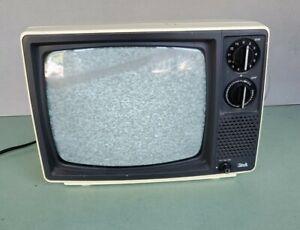 """Citek 2111 13"""" CRT TV Film/Stage prop"""