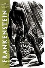 Frankenstein: The Lynd Ward Illustrated Edition by Mary Shelley (Paperback, 2009)