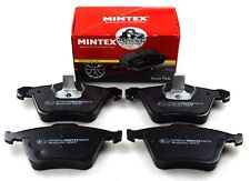 MINTEX FRONT AXLE BRAKE PADS FOR JAGUAR S XF XJ XK MDB2789 (REAL IMAGE OF PART)
