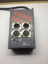 Snell & Wilcox DAD2 Digital Audio Delay