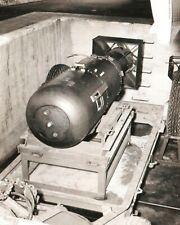 Atomic Bomb Little Boy World War 2 Nuclear Hiroshima WWII 8 x 10 Photo Picture