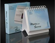 Mottos for Success Maria Fonaine Daily Inspirational Book 1 Perpetual Calendar