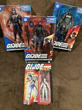 GI JOE Classified Series Cobra Trooper: Roadblock/cobra Commander/retro SS