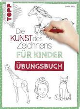 Die Kunst des Zeichnens für Kinder Übungsbuch von Gecko Keck (Taschenbuch)