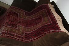 Must Beautiful Afghanistan Turkaman Handmade Soft Wool Kurk Carpet Kuchi Persian