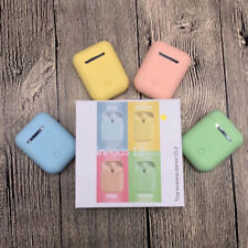 New listing Tws i12 Bluetooth Earbuds Wireless Earphones for iPhone Android Phones Noise Us