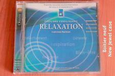 Relaxation bioacoustique -  Equilibre corps/Esprit Garceau - Iachini - CD