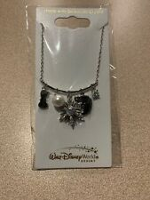 More details for elsa snowflake swarovski crystal necklace by arribas  brand new
