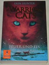Buch Warrior Cats Staffel 1 Band 2 Feuer und Eis , TB - sehr gut