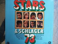 """12"""" - Stars & Schlager 73-ARIOLA ---"""