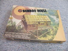 Airfix 1/32 54mm Bamboo House 1976 issue