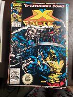 X-Factor #85 FN 1992 Marvel Comic