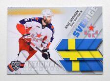 2021 Sereal KHL National Leaders #NAT-SWE-010 Klas Dahlbeck (/20)