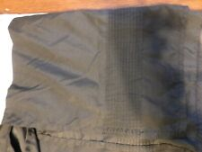 Main Stays Black Full Size Bed Skirt, Exc Cond.