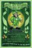 Lucky Leprechaun Irish Pub Letrero de Metal Arqueado Cartel Lata 20 X 30CM