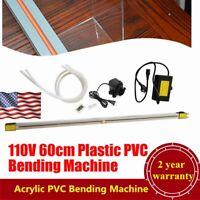110V 800W 60cm Acrylic Plastic PVC Bending Machine Heater Bender USA STOCK