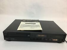 Sharp DX-650 Compact Disc CD Player with Manual