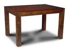 DARK DAKOTA SOLID MANGO DINING TABLE (47N)