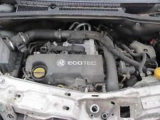 2005 VAUXHALL MERIVA 1.7 DIESEL ENGINE CODE Z17DTH TESTED 30 DAYS WARRANTY