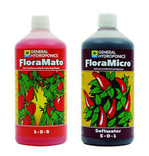 GHE FloraMato + FloraMicro SW im Set 2x 1000ml