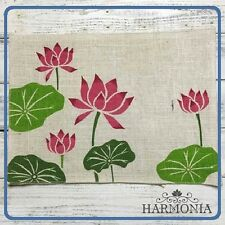 Hand made Jute Table Place Mat   Dining Table Decoration  45cm x 32cm LOTUS