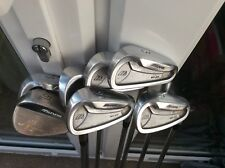 Mizuno Mx23 Irons 5/pw +51* Wedge S300 Shafts New Mcc +4 Grips Recently Fitted .