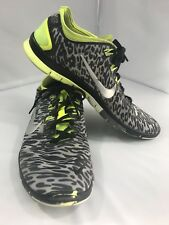 NIKE Men's Free TR Connect 2 - SIZE 11 - 638680-007 - Black Gray Neon Yellow
