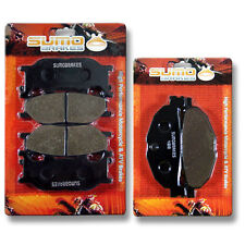 Yamaha F+R Performance Brake Pads XP500 (T-Max) (Only for USA Models)(2005-2008)