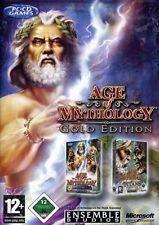 PC Computer Spiel ***** Age of Mythology Gold Edition (inkl. Addon) *****NEU*NEW