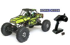 LOSI 1/10 Night Crawler SE 4WD RC Rock Crawler Brushed RTR Green LOS03015T2 HH
