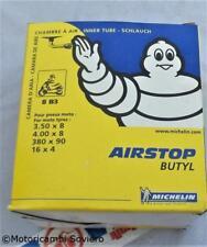 \\ Camera D'aria Michelin 3.50-8 Vespa 125 VNB VM VN 150 VBB VBA VL //