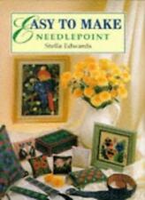 Needlepoint (Easy to Make!) By Stella Edwards