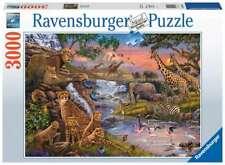 RAVENSBURGER PUZZLE*3000 TEILE*ANIMAL KINGDOM / IM REICH DER TIERE*RARITÄT*OVP