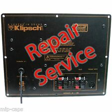 Klipsch ProMedia 4.1 and V2.400 Amplifier Repair-Service