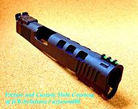 2x 3inch  Fiberoptic sight fiber optic rods 1mm  6 color choices