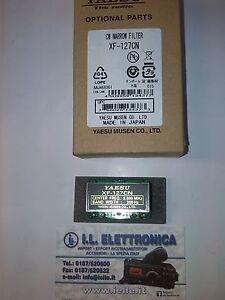 XF-127CN YAESU Filtre Cw -n 300HX Pour FTDX-3000 Ref 100134