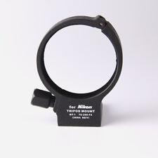 Support Collier de Pied Pour Objectif Nikon AF-S 70-200mm f/4G ED VR